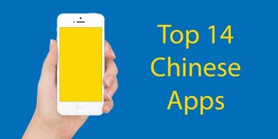 ТОП 12 китайских приложений. Часть 2