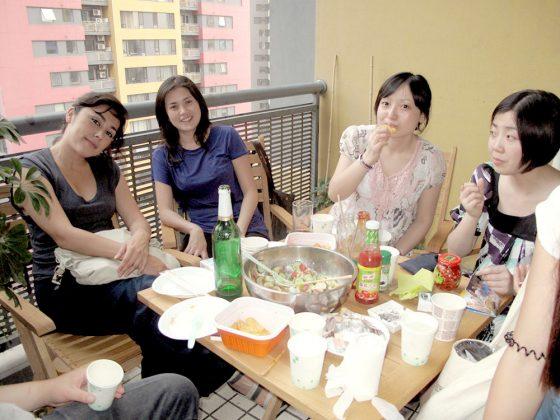 Во время обеда