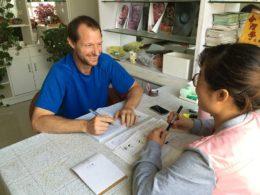 Изучение китайского языка в Чендэ
