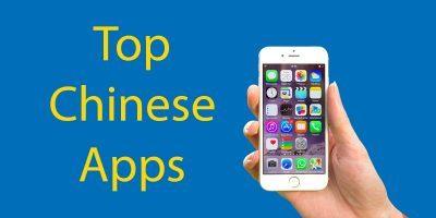 ТОП 12 китайских приложений. Часть 1