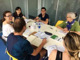 Изучение китайского в группе