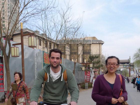 Велосипедная прогулка по Чендэ