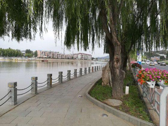 Места прогулок в Чендэ