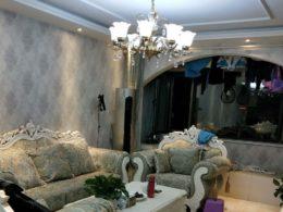 Зал в доме в Чендэ