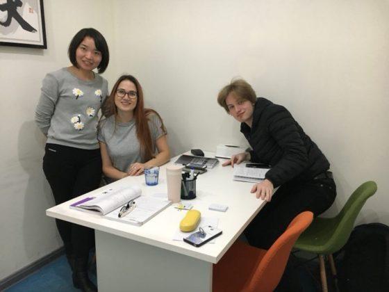 Групповые уроки китайского в Шанхае