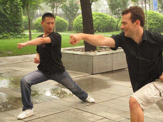 Углубленное изучение китайского языка в Чендэ