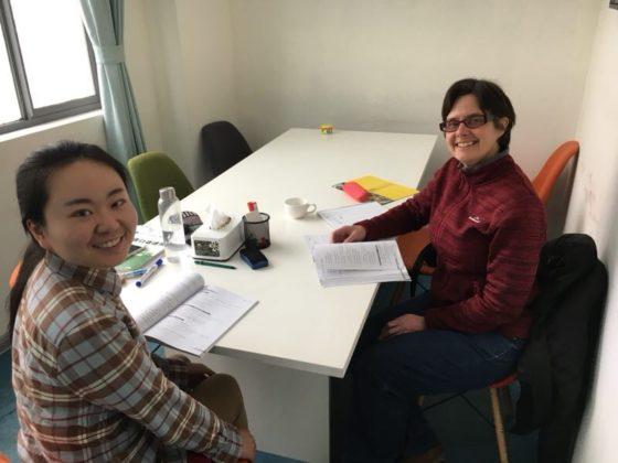 Индивидуальный урок китайского