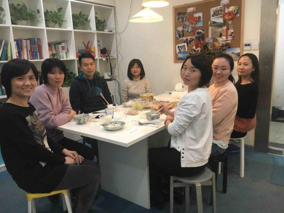 Команда LTL Shanghai