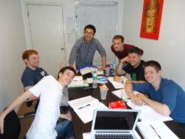 Групповые занятия китайским в LTL Пекин