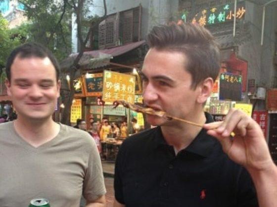 Изучая улицы Пекина