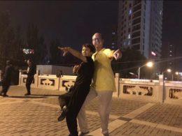 Петр танцует в Чендэ