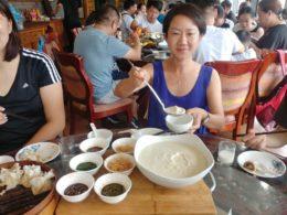 Пробуем разные китайские блюда