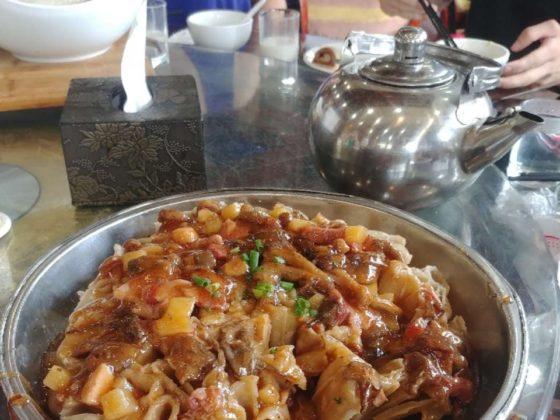 Еда в Чендэ