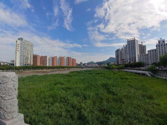 Виды города Чендэ