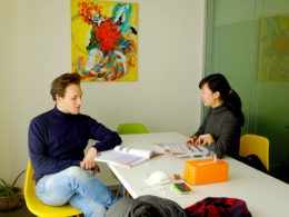 Занятия 1 на 1 class в LTL Пекин