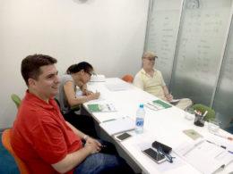 Учите китайский в Шанхае в маленькой группе