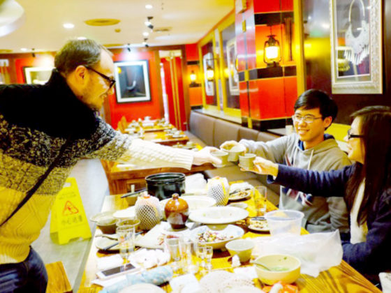 Ganbei (干杯) - До дна