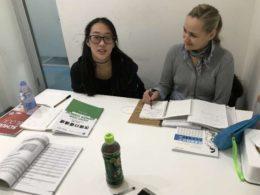 Уроки китайского в Шанхае в LTL