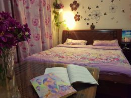 Пример спальни в квартире приемной семьи