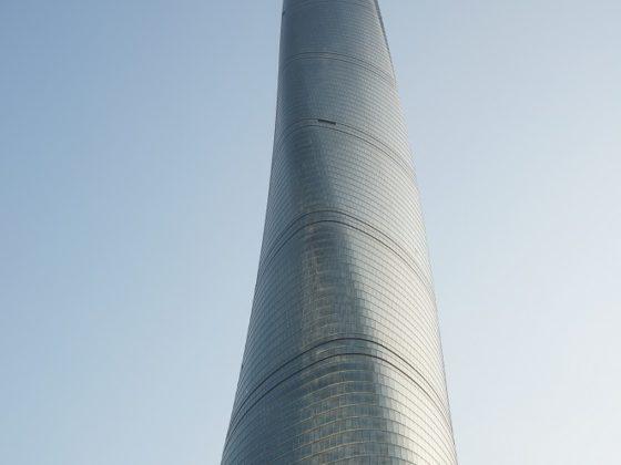 Высотки Шанхая