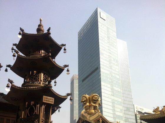 Рядом с LTL Шанхай