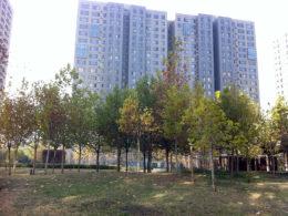 Жилой комплекс в Пекине