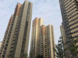 Жилой комплекс в Шанхае