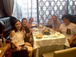 Учителя и ученики LTL Mandarin School