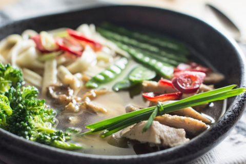 Блюда китайского нового года