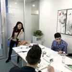 Изучение китайского языка в LTL Шанхай