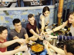 Ужин в Шанхае