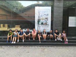 Летний лагерь в Пекине
